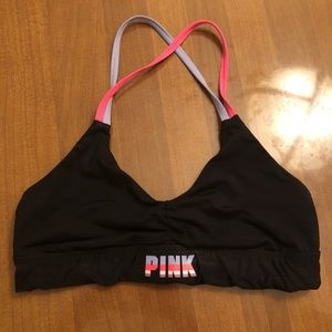 Victoria Secret Pink Halter Top Bar!